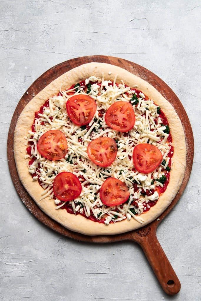 kosmic karma pizza mellow mushroom copycat
