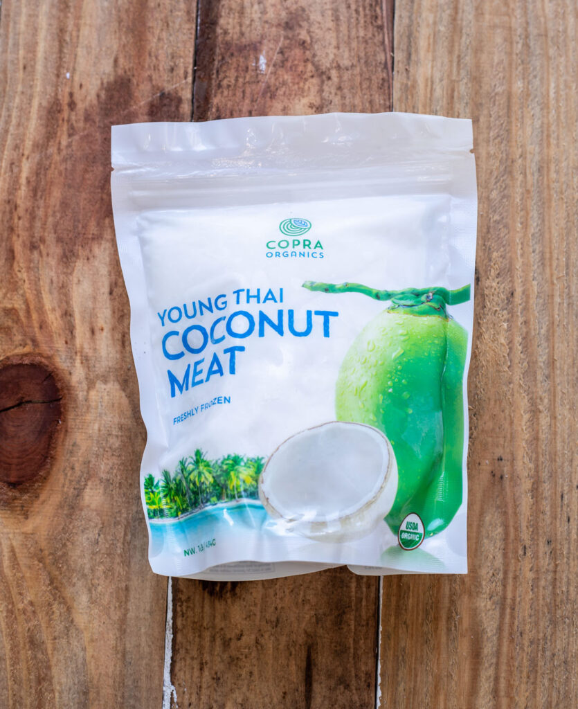 copra co coconut meat package