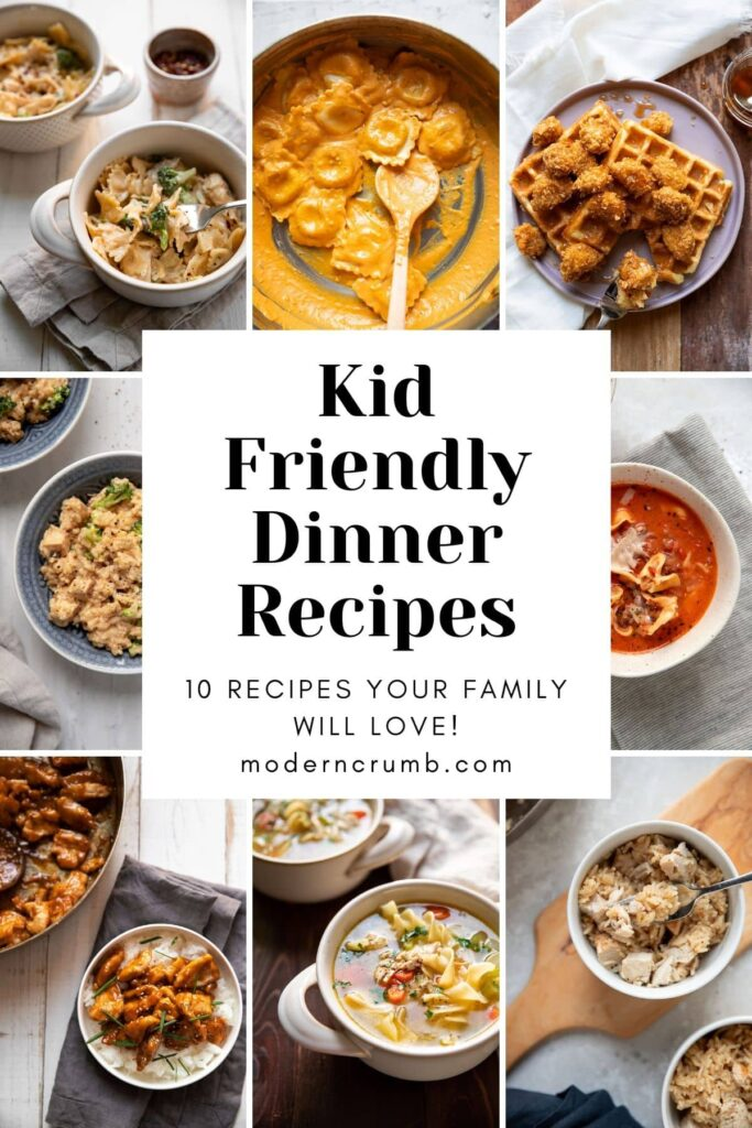 modern crumb kid friendly recipes