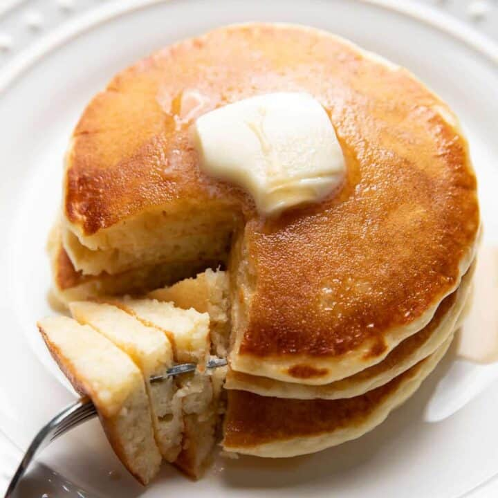 Best Buttermilk Pancakes From Scratch