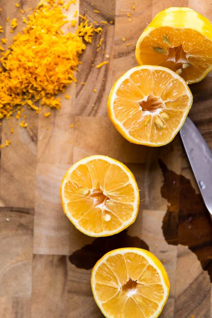 lemons cut open