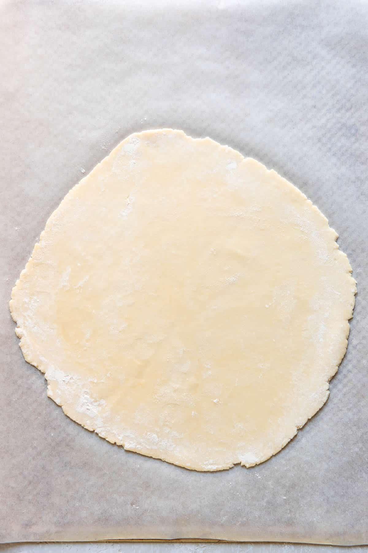 making rugelach