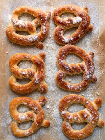 mellow mushroom pretzels copycat