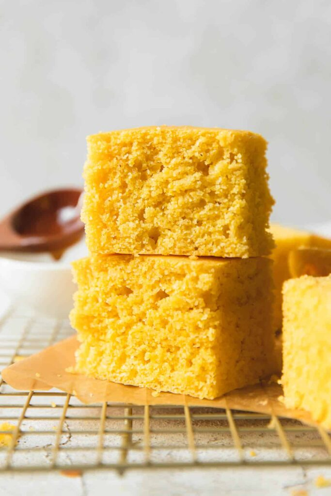 buttermilk honey cornbread.